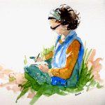 Rencontres buissonnières - Anne Le Maître