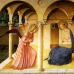 L'annonciation par Fra Angelico - rencontres buissonnières