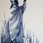 Moine - Anne Le Maître - Rencontres buissonnières