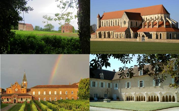 abbayes cisterciennes