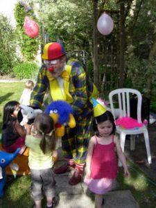 Clown Jackus - Rencontres buissonnières
