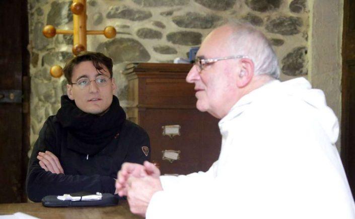 Pierre Adrian, Frère Pierre - Rencontres buissonnieres