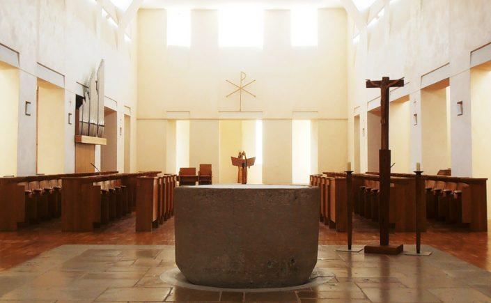 Eglise abbaye de Citeaux - Rencontres buissonnieres