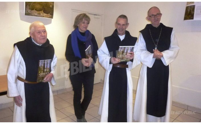 Florence Zito, Frères cisterciens - Abbaye de Cîteaux 2018